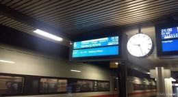 Fahrt von ICE 582 nach Hamburg endet in Fulda - Feueralarm ausgelöst
