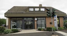 Raiffeisenbanken Asbach-Sorga und Burghaun vor der Fusion