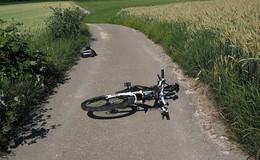 """Zum Glück nur Sachschaden: 10-Jähriger """"Geisterfahrer"""" verursacht Unfall"""