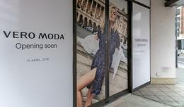 Neue Frauenmode: Vero Moda eröffnet in der Bahnhofstraße