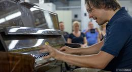 Ab 1. August: Straßenklaviere machen Innenstadt zur Musikbühne für jedermann