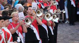 Trachtenfest: Bands sorgen auf acht Bühnen für beste Stimmung
