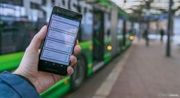Bei Verspätung Geld zurück: App erleichtert RMV-Kunden die Rückerstattung
