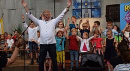 Welturaufführung: Begeisterndes Reinhard Horn Konzert