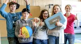 Albert-Schweitzer-Schule nimmt Alltagsdrogen ins Visier