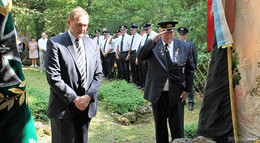 Gedenkfeier anlässlich der 75. Wiederkehr des 20. Juli 1944