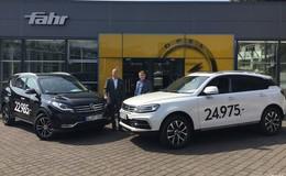 Autohaus Fahr mit drei neuen Marken - Opel-Premiere am 29. September