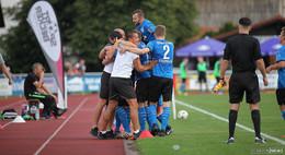 Alle Tore der Fußball-Hessenliga jetzt bei O N zu sehen
