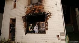 Wohnhausbrand in Obersuhl: 74-Jähriger stirbt in Flammen