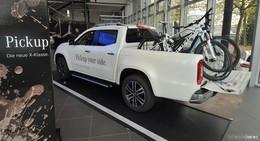 Mercedes rollt den Pickup-Markt auf: Neue X-Klasse bei Kunzmann vorgestellt