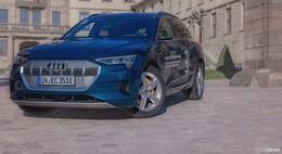 Audi e-tron: SUV-Stromer mit Sportler-Herz