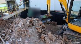 Vermehrt Kabelschäden durch private Bagger-Arbeiten - Schäden selbst zahlen