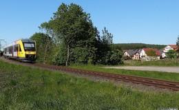 MdB Michael Brand bestätigt: Kein zusätzliches Bahn-Gleis in Bronnzell