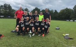 JSG Schlitzerland gewinnt zweiten Allianz Juniors Cup
