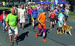 Rhönlauf am 5. Mai: Förstina Sprudel engagiert sich für Gesundheit und Fitness