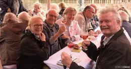 Weinhistorischer Konvent trotz Regen und Ferien ein Volltreffer