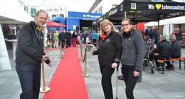 Großes Fest und buntes Programm bei Edeka Hahner in Künzell