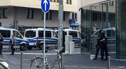 Keine Verletzten: Hauptbahnhof kurzzeitig gesperrt