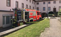 Kaputte Neonröhre sorgt für Feuerwehreinsatz am Frauenberg