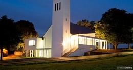 Christen feiern Jahresabschlussgottesdienste - wie in der Kreuzkirche