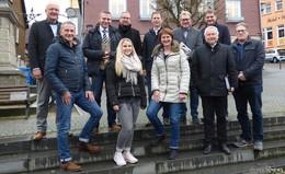 Eine starke Gemeinschaft  von sechs Kommunen im Rhön-Tourismus