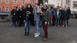 Ein Hessentags-Projekt der Konrad-Duden-Schule, das sich hören lassen kann