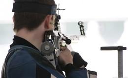 Team Stärklos siegt mit dem Kleinkalibergewehr