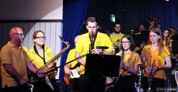 Kein Open-Air Rock - Trotzdem gelungenes Konzert der Blaskapelle