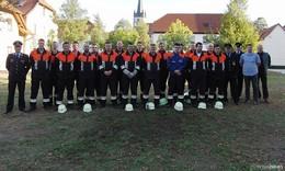 Leistungsprüfungen der Feuerwehren Sondheim und Urspringen