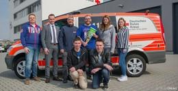 Fünf neue Auszubildende: das Ziel heißt Notfallsanitäter