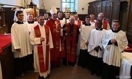 Bischof Dr. Gerber empfängt 330 Priesterkandidaten aus ganz Deutschland