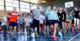 Tanzen macht stark im Domgymnasium: Bilderserie von Carina Jirsch