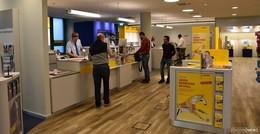 Umzug geglückt: Postbank und andere Post-Dienstleistungen jetzt im Centhof