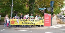 """Kinder leben von ihrer Rücksicht!"""": Verkehrssicherheit für Schulanfänger"""