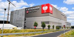 Das entsteht hinter der größten Fassade Deutschlands bei Engelbert Strauss