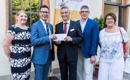 Landesmusikakademie erhält Zuwendung von Landtagsvizepräsidentin