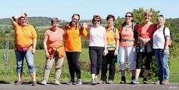 Nordic Walking für die ganze Familie: Rhönlauf geht am 5. Mai in die 15. Runde