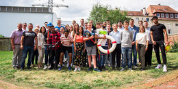 Ausbildungsstart bei der RhönEnergie Fulda-Gruppe