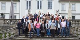 Marketing-Netzwerk zu Gast in Schloss Fasanerie