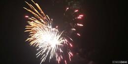 Jahreswechsel mit prachtvollem Feuerwerk eingeläutet