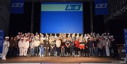 Ab August am Start: 80 neue Azubis des K+S KALI Werkes Werra