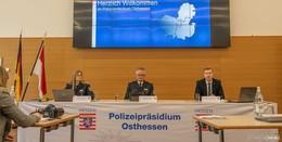 Polizeipräsident Voß: Gesamtunfallzahlen seit 2014 erstmals wieder rückläufig