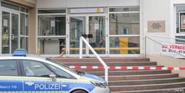 Geldautomatensprengung am Ludwigsplatz: schon wieder die Commerzbank