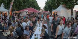 Regionale Genusswelten öffnen sich zum Stadt- und Bürgerfest