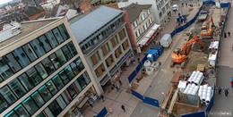 264.000 Euro für Erweiterung der Fußgängerzone in der Bahnhofstraße