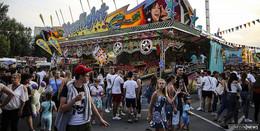 Volltreffer: Rund 120.000 Besucher strömen zum Schützen- und Volksfest
