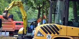 Vollsperrung wegen Instandsetzungs- und Gewährleistungsarbeiten