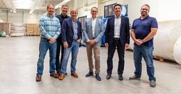 Gutsche erweitert: Neue Produktionshalle für 1,3 Millionen Euro gebaut