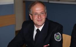 Marco Kauffunger (45) aus Oberlengsfeld wird neuer Kreisbrandinspektor