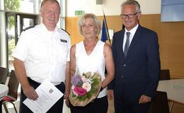 Erster Polizeihauptkommissar Thomas Rodemer in Ruhestand verabschiedet